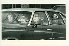 Car Pool, photo by Glenn Trudel (not mailed (autoC#74*12