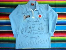 ✺Signed✺ 1994 NSW WARATAHS Rugby Jersey COA Wallabies World Cup Union 2018