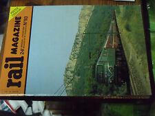 10µ Revue Rail Magazine n°93 X2800 Roco 241P Chapelon 5300 du PO COPEF Dieppe
