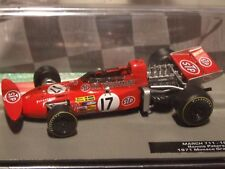 1971 Formula 1 Ronnie Peterson  MARCH 711  1:43 Scale