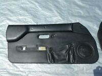 97 MAZDA MX-5 MIATA OEM LEFT DRIVER SIDE DOOR CARD TRIM PANEL POWER WINDOW