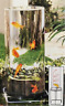 Pondxpert Pond Koi Fish Viewing Tube, Observation Tower for Water Garden Ponds