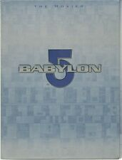 Babylon 5 The Movies (6 DVDs, inkl. Legende  ) Deutsche Ausgabe