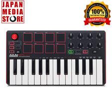 AKAI MPK Mini MK2 mkII Compact Keyboard and Pad Controller 100% Genuine Product