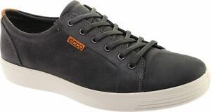 Ecco Soft 7 Titanium Comfort Men's Shoes - NEW - Size EU 46 / US 12