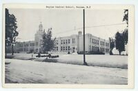 Naples Central School NAPLES NY Finger Lakes Ontario County Postcard