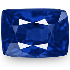 Cushion GRS Certified Loose Natural Sapphires