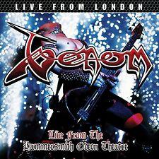 VENOM - LIVE FROM LONDON   CD NEW+