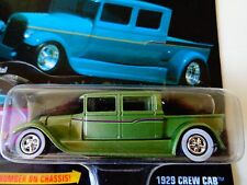 JOHNNY LIGHTNING- HOT ROD -1929 CREW CAB- 1:64 NIP