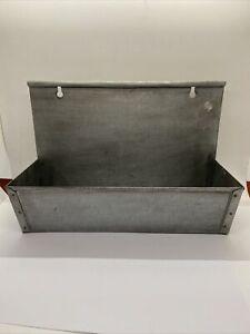 Tin Wall Box
