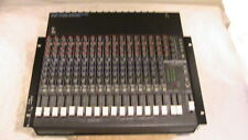 Mackie Cr-1604 mixer, tested, working fine