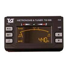 TGI Chromatic Tuner/Metronome With Clip on Mic