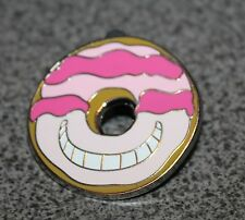 DISNEY PIN CHESHIRE CAT DONUT MYSTERY COLLECTION ALICE IN WONDERLAND
