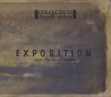COLLECTION D'ARNELL ANDREA Exposition CD Digipack 2007