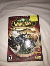 World of Warcraft Mists of Pandaria (Windows/Mac: Mac and Windows, 2012)