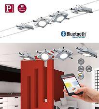 Paulmann Smart LED Seilsystem MacLed 4x4W Bluetooth App Dimm+Weißlichtsteuerung
