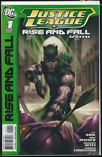 Justice League: Rise and Fall Special #1 (May 2010, DC) One-Shot Krul Mayhew NM