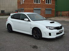 SUBARU STI WRX Bottom Line BODY KIT, labbra, Splitter, lato Gon na Coupé 2011