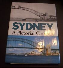 SYDNEY A pictorial contrast GOLDEN PRESS libro fotografico in inglese