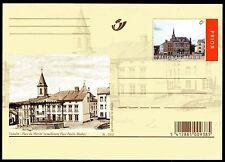 Belgium BK105 - VIELSALM  PLACE DU MARCHE  PAULIN MOXHET -  postcard mint 2002