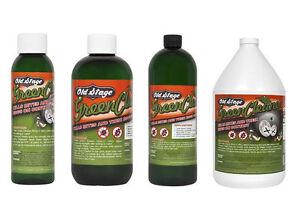 Green Clean Cleaner Spider Mite & Powdery Mildew Killer 2oz, 4oz, 8oz, 32Oz 1Gal