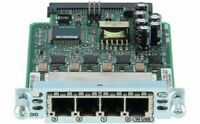 Cisco VIC-4FXS/DID • 4-Port High Density Interface Card ■Same Day Shipping■