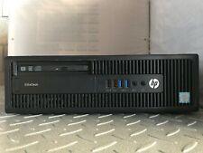 /HP EliteDesk 800G2 SFF Core i5 6th Gen 3.2GHz 8GB RAM 500GB HDD USB3  Win8