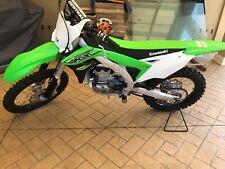 KX450F   $6500