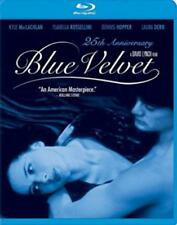 BLUE VELVET-25TH ANNIVERSARY BLURAY-SIGNED BY DIRECTOR DAVID LYNCH-NEW/RARE/OOP!