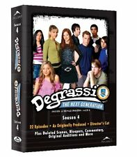 NEW - Degrassi: The Next Generation: Season 4