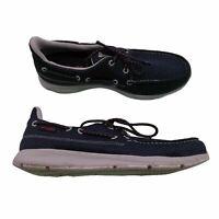 Columbia Men's Loafers 9.5 Colour:  Blue
