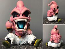 Dragon Ball Z DBZ Super Saiyan Funny Majin Buu Boo One Finger SD Figure NoBox