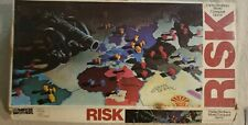 RISK World Conquest Board Game - Vintage Used - #44 -