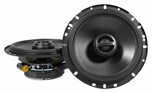 "Pair ALPINE S-S65 240 Watt 6.5"" Coaxial 2-Way Car Audio Speakers"