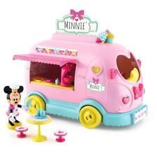 DISNEY jouet MINNIE le camion gourmand sons et lumières  3+ IMC TOYS NEUF