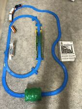 Thomas Tank  Trackmaster Steam Along Thomas Anniversary Edition Train Set