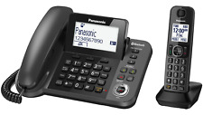 Panasonic DECT Corded Cordless Home Phone With Bluetooth KXTGF380AZM