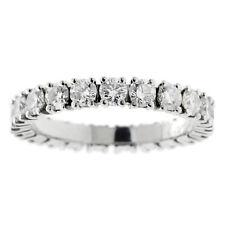 Cartier Diamond Eternity Platinum Ring (0000119)