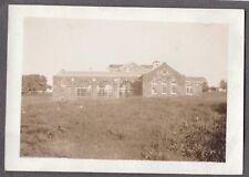 VINTAGE 1925-30 ST PAUL'S COLLEGE CONCORDIA MISSOURI SPORTS GYM BUILDING PHOTO