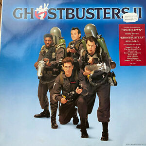 Run-DMC, Bobby Brown a.o. Ghostbusters II- Vinyl LP