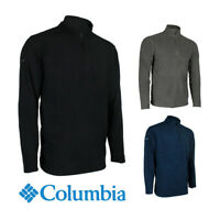 Columbia Men's 6426 Crescent Valley Quarter Zip Fleece Pullover Jacket