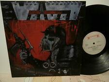 """voivod""""war and pain""""""""lp12""""or.hol.roadrunner:rr9825.de 1984"""