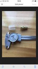 """348 mm 13 3//4/"""" 1500 vatios 1.5 Kw 110 V Voltios Rubí R7 calefacción por infrarrojos calefacción Lámpara Bombilla"""