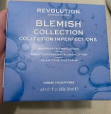 REVOLUTION BLEMISH COLLECTION Salicylic Acid NEW