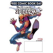 AMAZING SPIDER-MAN - FCBD 2011 FREE COMIC BOOK DAY - HUMBERTO RAMOS