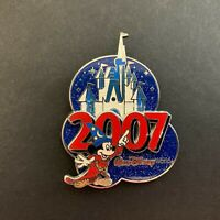 WDW - 2007 Sorcerer Mickey and Cinderella Castle - Disney Pin 51579