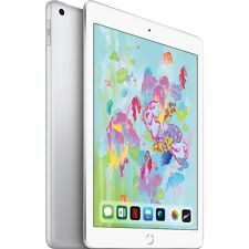 "Apple 9.7"" iPad 6th generación 128GB Plata Wi-Fi MR7K2LL/A Modelo 2018"