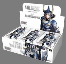 Final Fantasy TCG Opus X Booster Box FFTCG SEALED IN HAND!!
