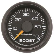 """Auto Meter Boost Gauge 8305; GM Factory Match Boost 0 to 60 psi 2-1/16"""""""