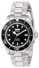 Invicta Herren Analog Automatic Uhr mit Edelstahl Armband 8926OB